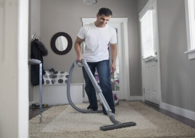 Carpet cleaning Abingdon in a living room by professional upholstery cleaner. Carpet cleaners for hire Abingdon.
